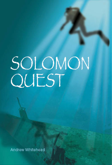 Solomon Quest - maritime mystery adventure with deep wreck diving